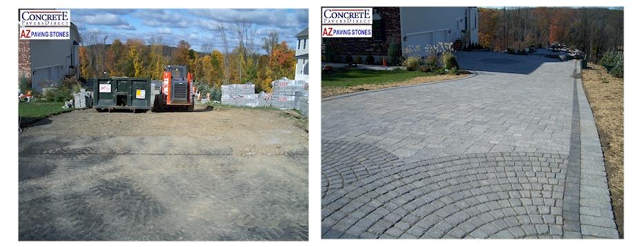 Concrete Pavers Direct - Drive Way
