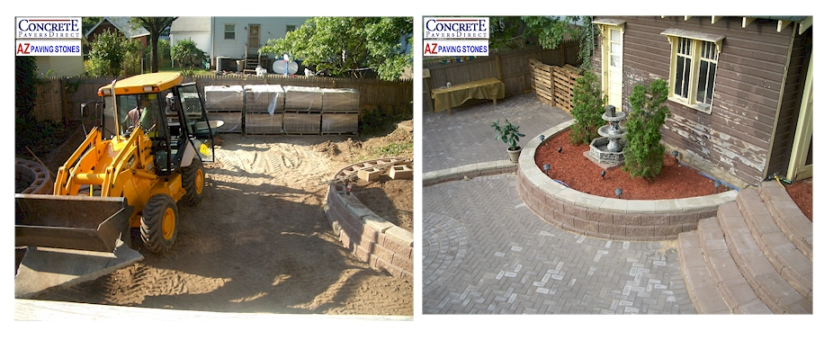Concrete Pavers Direct - Patio