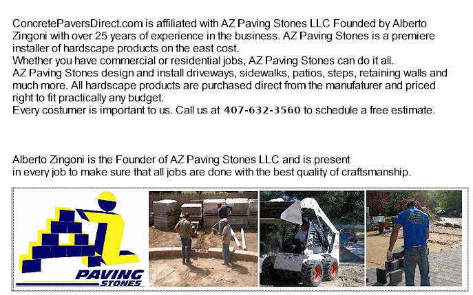 Know More About Concrete Pavers Direct